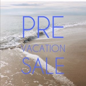 🌸 Pre Vacation  Sale.